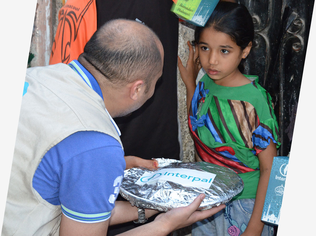 Interpal - Ramadan and Qurbani Food Aid