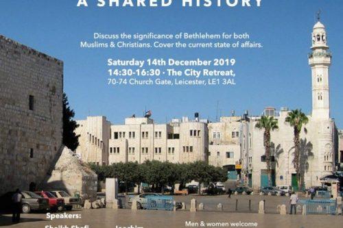 Bethlehem, A Shared History