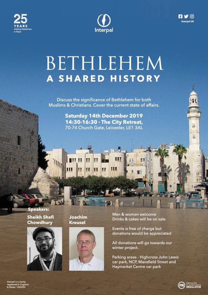 Bethlehem, A Shared History