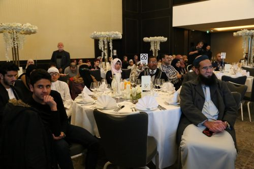 Guests at Interpal's 25th Anniversary Dinner on November 30, 2019