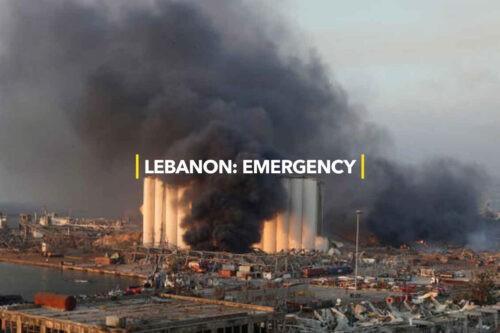 Emergency in Lebanon: Beirut Explosion