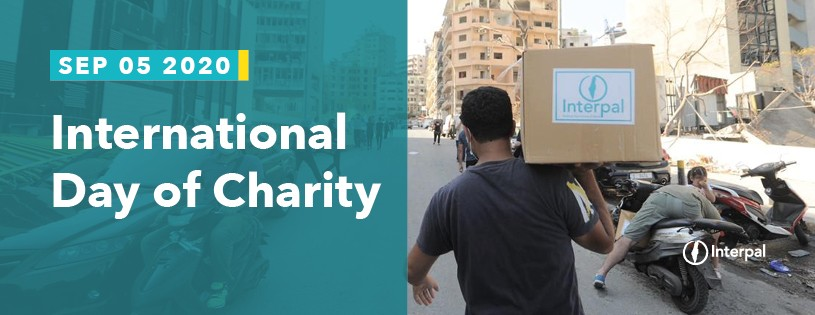 Interpal International Days 2020-Charity Email Banner