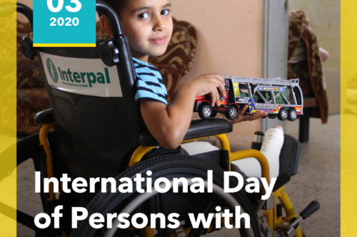 "International Day of Persons with Disabilities: ""Not all disabilities are visible"""