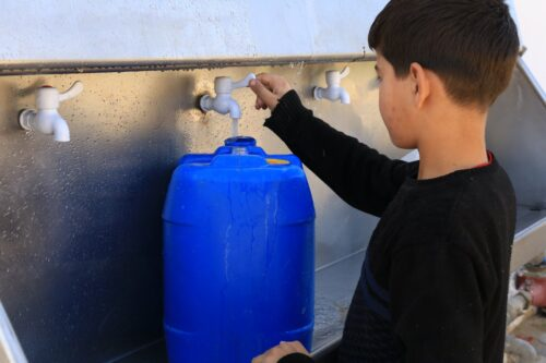 World Water Day 2021: Palestinians have the right to access clean, safe water.