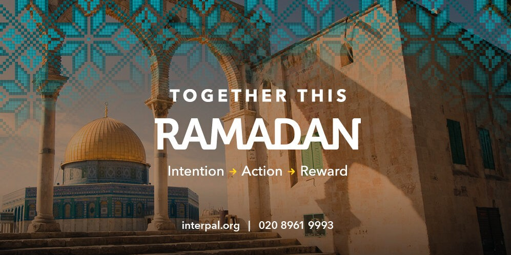 Interpal Ramadan 2021 Cover Photo Twitter Dome