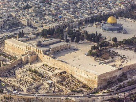 Al Aqsa Mosque Compound - Andrew Shiva / Wikipedia