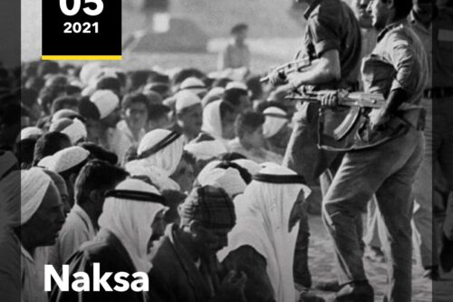 Al Naksa: Today marks 54 years since the occupation of the West Bank and Gaza began