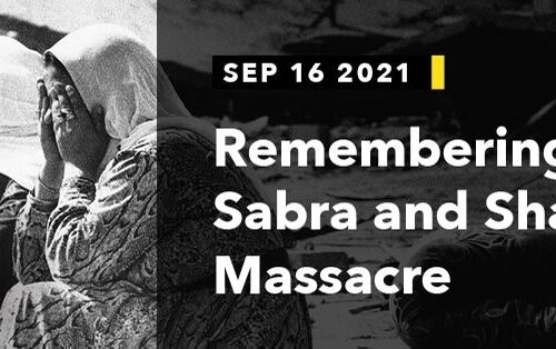 Remembering the victims of a war crime and tragedy