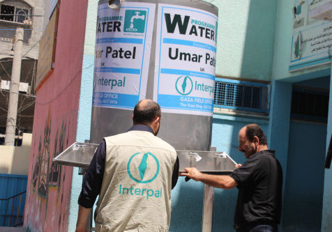 Interpal's Water Aid programme